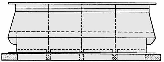 Kaminaufsätze für Vierzüger