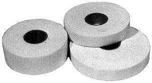 Keramikfaserband weiss