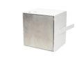 CB Klappengriff quadratisch 85x85 mm mit Deckel Design 3
