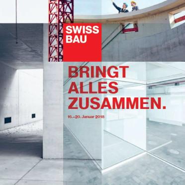 Swissbau Basel 2018