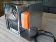 Frischluftklappe mit Motorantrieb 1