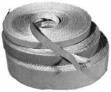 Isoglas-Band weiss nicht selbstklebend